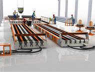 Ачинск: Технологическая линия по производству световых опор св Производственное предприятие Интэк производит и поставляет технологические линии под ключ для