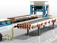 Дзержинск: Линия по производству пустотных плит ПК Компания «Интэк» занимается производством технологических линий, бетонных заводов, бетоносмесителей, металлофо