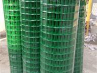 Сварная сетка с покрытием ПВХ Описание: Эта сетка изготовлена из высококачественной проволоки , сначала сваривает сетки , потом ПВХ или ПЭ вулканизует, Екатеринбург - Строительные материалы