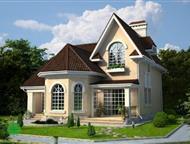 Проект жилого дома, Частный архитектор Проектирование частных жилых домов, других общественных и гражданских зданий. Разработка индивидуальных планиро, Краснодар - Строительство домов, коттеджей