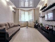 Краснодар: 2 к, кв, ул, Петина 12 Первая цена на Петина! ! ! Прекрасная квартира в спальном районе Фестивального, с качественным евроремонтом, с дорогой мебелью