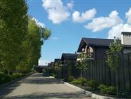 Краснодар: Продаю дом 130 кв на 550 соток Продается уютный 2-х этажный дом площадью 130 кв. м с балконом с деревянными перилами 10 кв. м и на участке в 550-1100