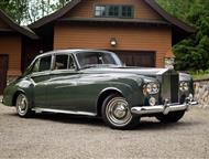 Москва: 1964 Rolls-Royce Siler Cloud III состояние отличное есть много фотографиий