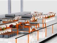Пермь: Линия по производству свай квадратного сечения Железобетонные сваи квадратного сечения используются в строительстве сооружений различного назначения –