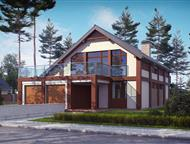Строительство домов в Рязани и области + Работаем в строительной области с 1987 года  + Успешно построили более 100 домов в Рязани, Московской области, Рязань - Строительство и ремонт