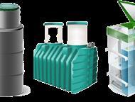 Автономная канализация для загородного дома Подберем и установим автономную канализацию - накопительные емкости, железобетонные септики, пластиковые с, Самара - Другие строительные услуги