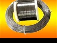 Самара: Проволока жаропрочная 20х23н18, хн78т, хн70ю, хн60вт, хн77тюр Жаропрочная сварочная проволока для легированных, жаропрочных и жаростойких сталей ХН78Т